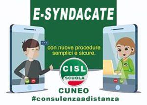 E-SYNDACATE: CONSULENZA A DISTANZA